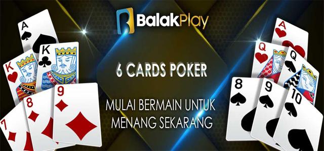 Game 6 Kartu Balaplay